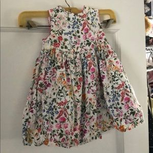 Oscar de la Renta girls dress